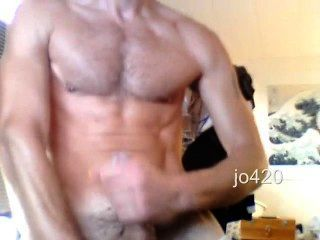 Xtube - Sexy Ripped Stud With A Little Self Love Trance