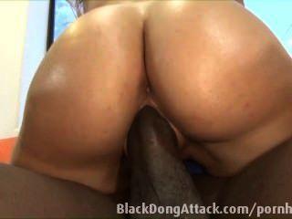 Kirra Lynne Is Getting A Big Black Cock