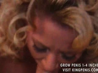 Horny Milf Sucks And Fucks A Huge Cock