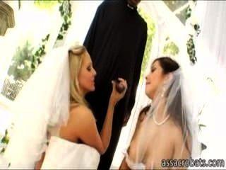 Brides A Nd Black Cock