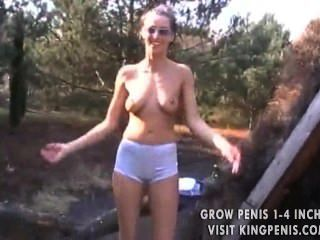 Hot Pants And Nature