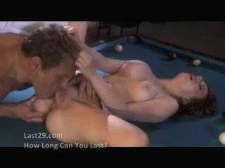 Hot Teen Fucked On A Table