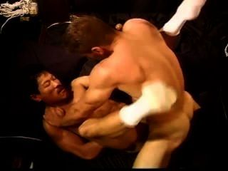 Red Head Muscle Fucks Asian In Cbt Vid.
