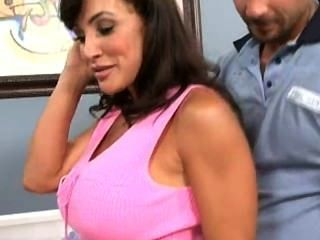 Hot Milf Lisa Ann