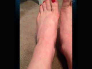 Skype Feet