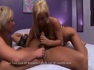 Blonde Trained By Her Mother
