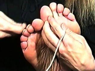 Valerie Gets Tickled