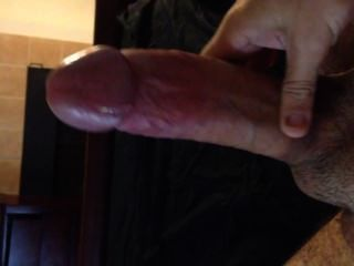 Cumming For My Wife At Lunch Break.