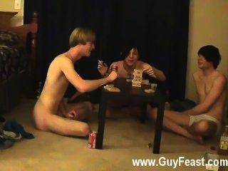 Twink Sex Trace And William Get Together With Their Fresh Friend Austin