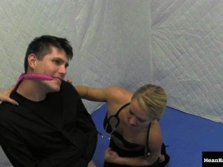 Handjob With Ballbusting-1