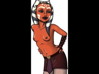 (rule 34) Ahsoka Tano