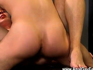 Hot Twink Aiden Gets A Lot Of Punishment In This Flick Too, Having His