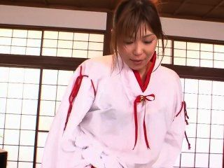 Himekore Vol 33 Shinshun Shiofuki Miko - Scene 2
