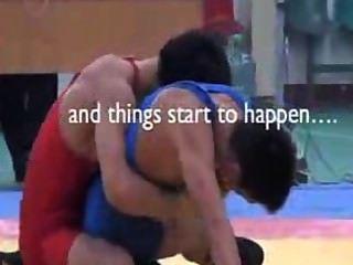 Wrestling Boner_