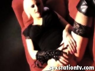 Classic Sexstation Emma Masturbates Low Quality