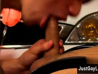 Gay Fuck Giovanni Lovell And Ryan Daley Have Been To The Adult Store And