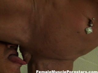 Ashlee Chambers - She Did Cardio. Her Big Clit Got A Workout.