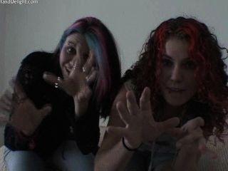 Kaire & Rebecca Tickle You