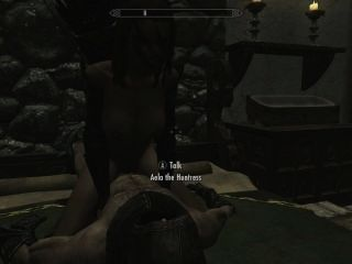 Skyrim Sex With Aela Nude