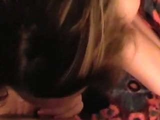 Amateur Emo Chick Sucks Cock And Gets Ass Fucked