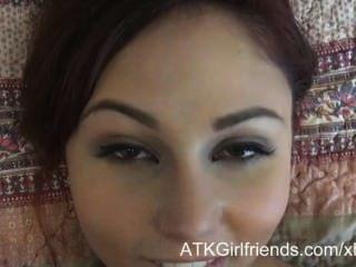 Amwf Latina Ariana Marie Interracial With Asian Guy