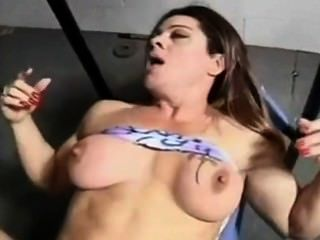 Sexy Female Bodybuilder Fuck Scene