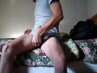 College Guy And His Big Cock