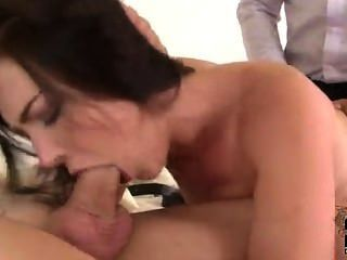 Wild Newbie Angelik Duval Takes Two Cocks In Her Ass At Once