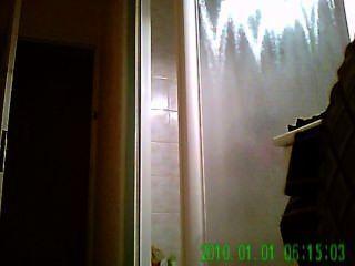 Sophie Shower Spycam Voyeur
