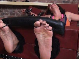Charlie Ten Toes
