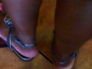 Thick Ebony Bbw Feet