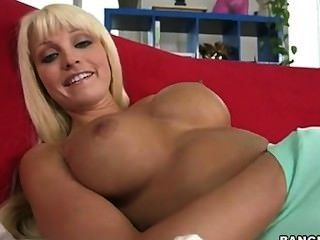 Blonde Bras And Panties Solo Girl
