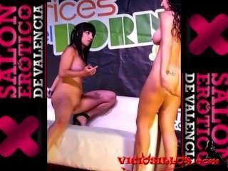 Amanda X Y Brenda Boop Lesbian Fuck In Sev 2013 By Viciosillos.com
