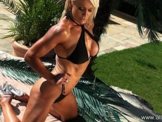 All Stars Sommer Fitness & Sexy - Fotoshooting Mit Bikini Athletin Marie -