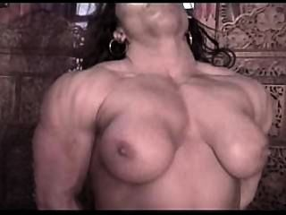 Hot Horny Sondra Bedroom Muscular Seduction
