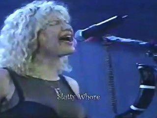 Hole - Courtney Love - Heaven Tonight {live}