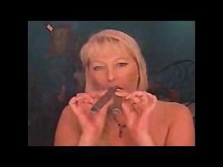 Double Cigar Smoking