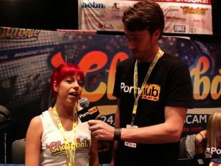 Pornhubtv Melody Kush Interview At Exxxotica 2014 Atlantic City