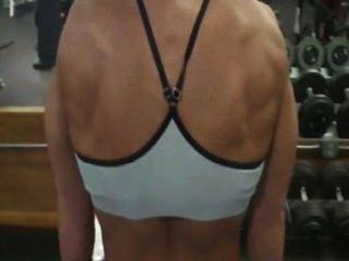 Christy Resendes Back Flex