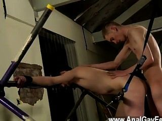 Twink Video Already In Position, Leaned Over With His Inexperienced Wooly