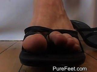 Hypno Foot Tease