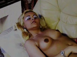 College Girl Stripping And Masturbating For Her Boyfriend