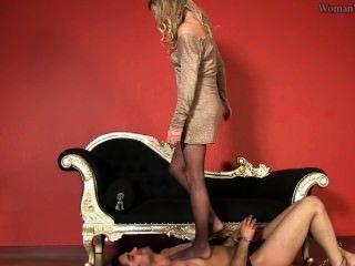 Mistress Sky Trampling
