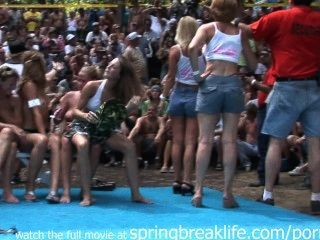 Skin To Win Bikini Show