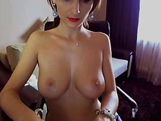 Busty romanian webcam girl alexia does asshole show tmb