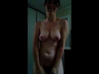 Watch Rebecca Shake Her Cheating Whore Tits