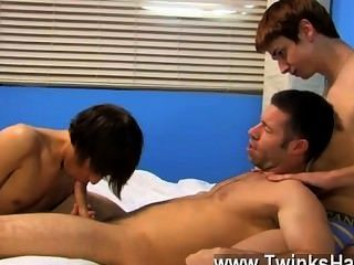 Gay Movie Dean Holland And Nathan Stratus Both Take Turns Servicing