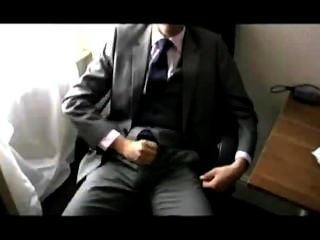Grey Suit Cum