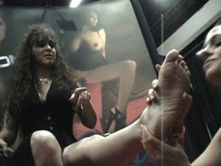 Keisha Feet Worshipped