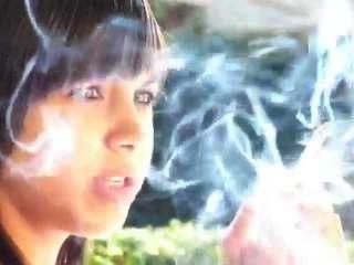 Candid Smoking 4